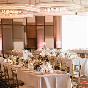 Elegant Indoor Reception Space