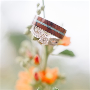 Wooden Wedding Band