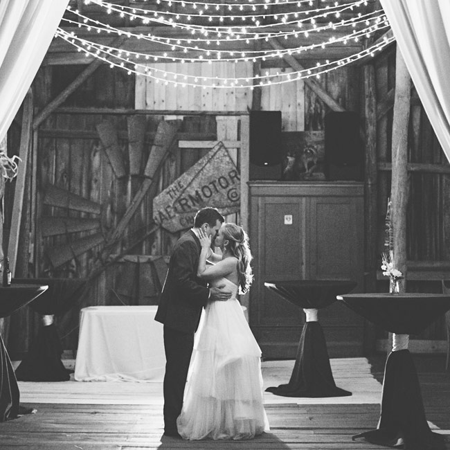 "Katie and Jon's first dance was to ""You are the Best Thing"" by Ray LaMontaigne."