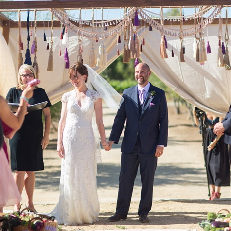 Hanging Tassel Ceremony Decor