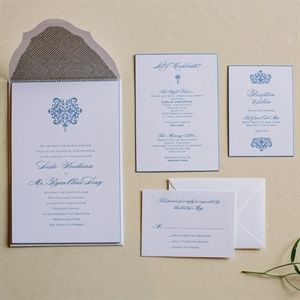 Formal Stationery Suite