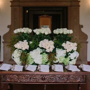Ceremony Program Display