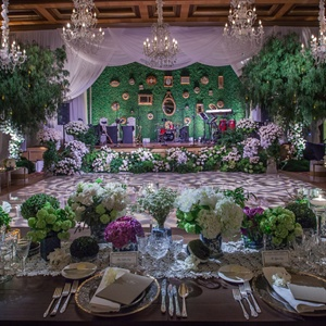 Garden Ballroom Reception