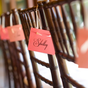 Hanging Place Cards
