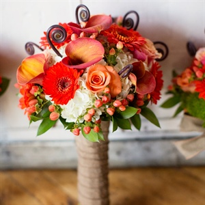 Fiddlehead Fern Bouquet