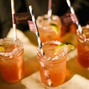Mason Jar Margaritas