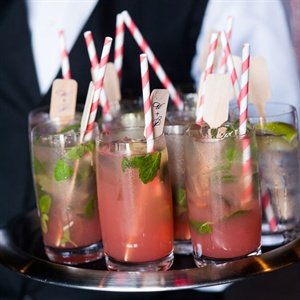 Pink Signature Cocktails