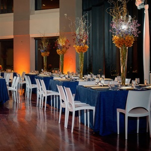 Preppy Reception Space