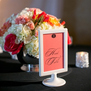 Formal Coral Table Names