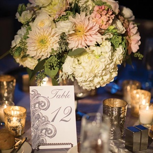 Formal Table Number