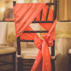 Coral Chair Decor