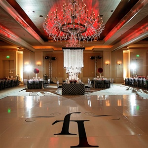 Formal Reception Decor
