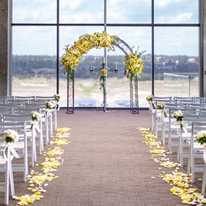 Wrought Iron Ceremony Arch