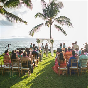 Oceanview Ceremony Location