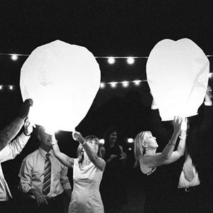 Paper Lantern Release