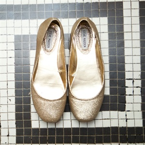 Golden Bridal Flats