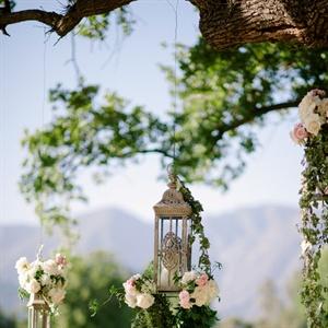 Victorian Floral Lanterns