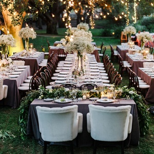 Elegant Provencal-Inspired Reception