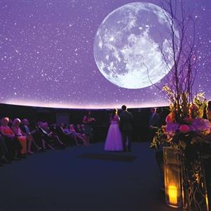 Planetarium Ceremony Service