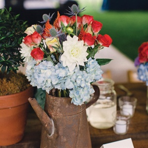 Rustic Centerpiece Assortment