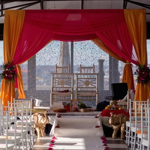 Hindu Ceremony Decor