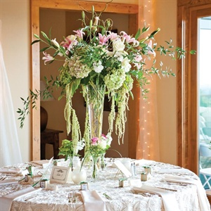 High Green Centerpieces