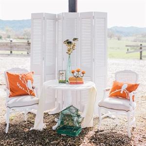 Repurposed White Furniture