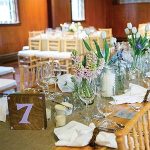 Assorted Floral Centerpieces