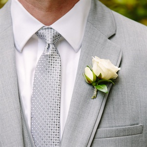 Gray Groom Look