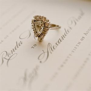 Heirloom Engagement Ring