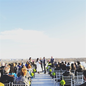 Rooftop Ceremony Venue