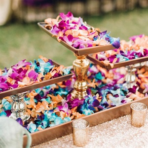 Flower Petal Decor