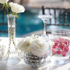 Mixed Floral Centerpieces