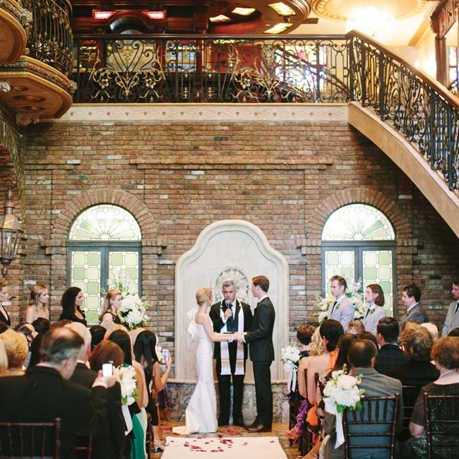 The night began with