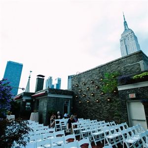 New York Rooftop Ceremony