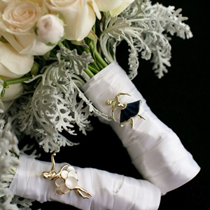 Dancer Pin Bouquet Wrap