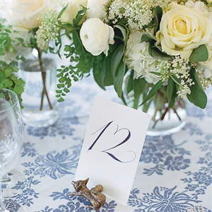 Animal Table Number Holders