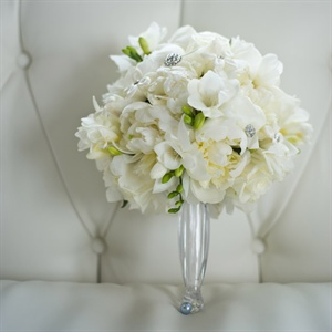 Clear Bouquet Stem
