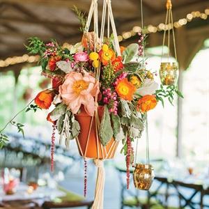 Hanging Flowers