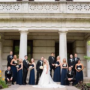 Formal Wedding Party