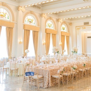 Grand Gold Reception Space