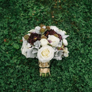 Rustic Bride's Bouquet