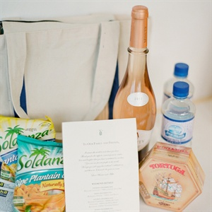 Tropical Welcome Bag