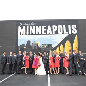 Minneapolis Wedding Party