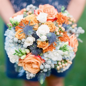 Pastel Bridesmaid Bouquet