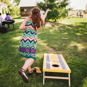 Bag Toss Lawn Games