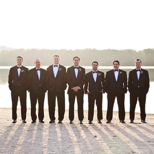 Formal Groomsmen