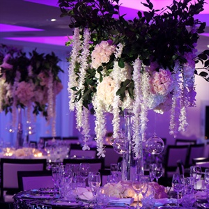 High Lush Centerpieces