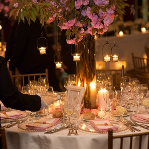 Romantic Tablescapes