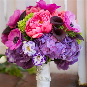Bright Bridal Bouquet